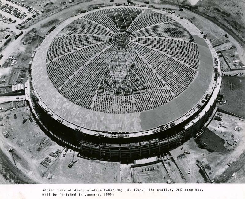 Photograph, Astrodome