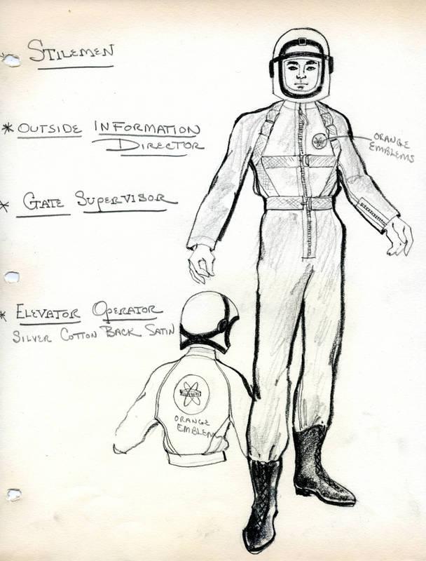 Fashion Design Drawing, Astrodome Stilemen
