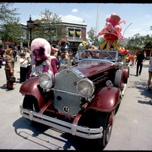Photographs, Rolls Royce Phantom Convertible