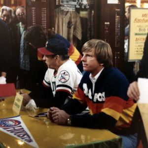 Photograph, Astros Former Manager and Pitcher Larry Dierker