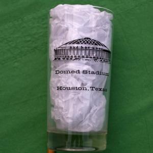 Astrodome Glassware