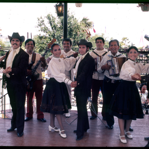Photograph, South American Performers