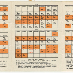 Astros schedule 1972<br /><br />