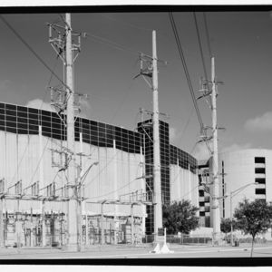 Photograph, Astrodome, Stepdown Transformers On The East Side