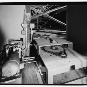 Photograph, Astrodome, Drive Motor For South Moveable Seats