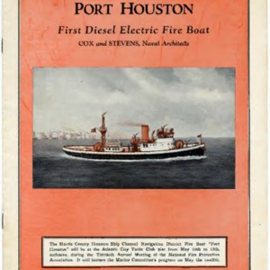 Brochure for Port of Houston