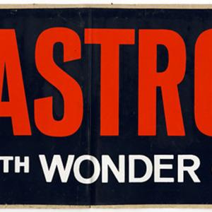 Astrodome Bumper Sticker<br />