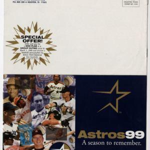 """Astros99: A Season to Remember"""