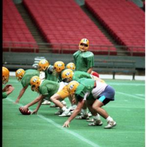 High School Football team Stratford Spartans