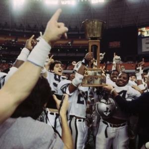 Photograph, Rice University Owls Football Championship