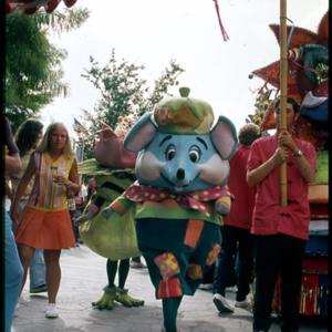 Photograph, Astroworld Mascot