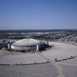 Photograph, The Astrodome, Houston, Texas