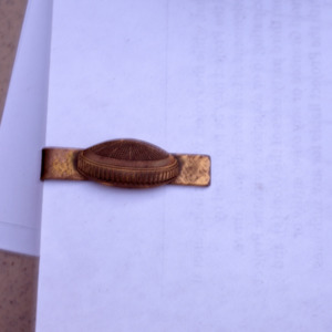 Astrodome Tie Clip