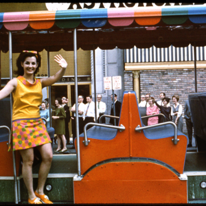 Photograph, Astroworld Trolley