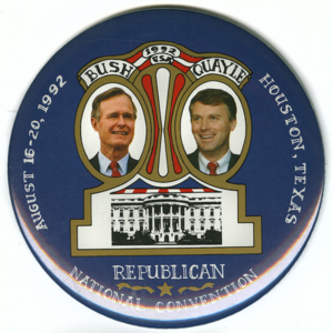 Pin from Republican Convention<br /><br />