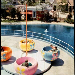 Photograph, Astroworld Maypole Ride