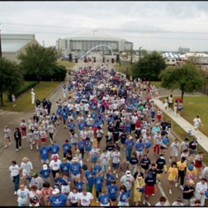 Juvenile Diabetes Foundation&#039;s 1989 Walk-a-thon<br /><br />