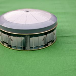 Astrodome Tin