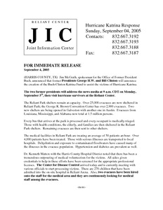 09042005Bush-ClintonNewsRelease.pdf
