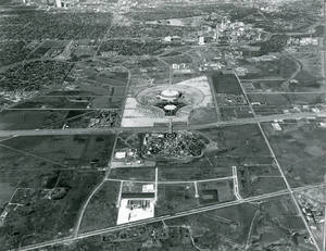 Photograph, Aerial Image of Astro Domain