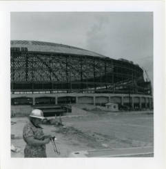 HCA-BW_Photoprint_of_exterior_of_Dome_under_construction_with_Jamie_Carswell.jpg